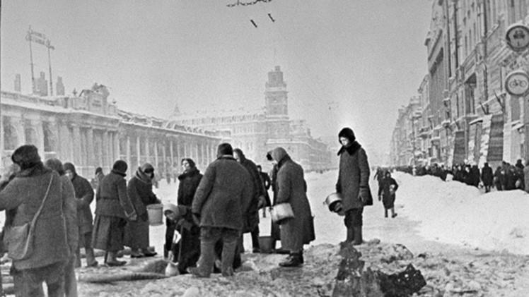 La ciudad que no se rindió: El sitio de Leningrado