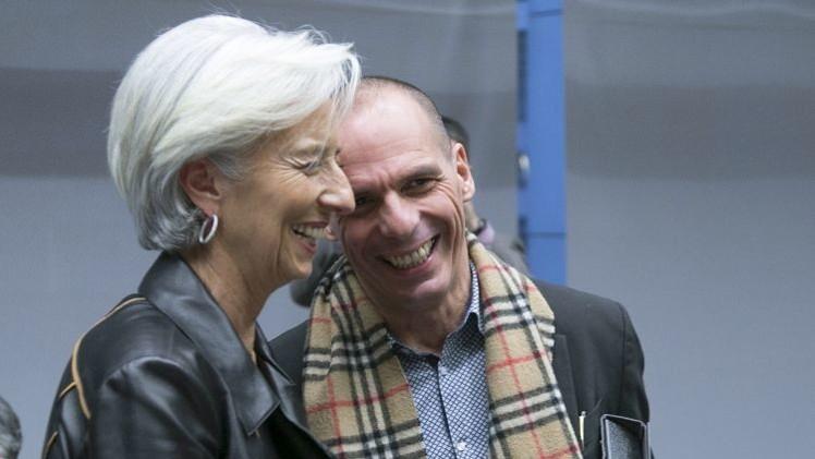 FMI: La salida de Grecia de la eurozona destruiría al país, pero no a Europa
