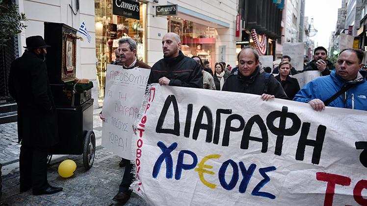 """""""Tratando de robar a Grecia, Europa está destruyendo la UE y la eurozona"""""""