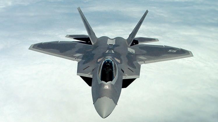 ¿Están a punto de volverse obsoletos los cazas estadounidenses F-22?