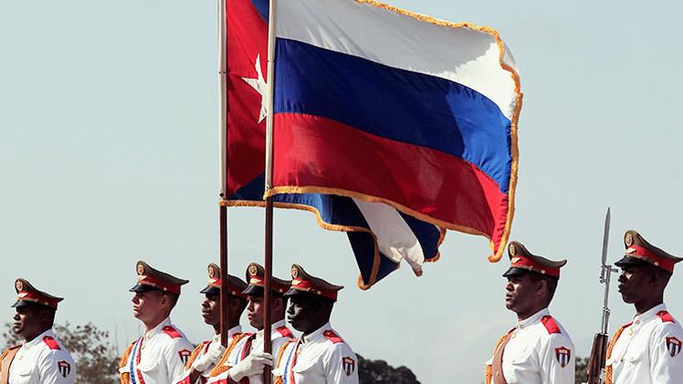 """""""Los intentos de aislar a Rusia están destinados al fracaso como el aislamiento de Cuba"""""""