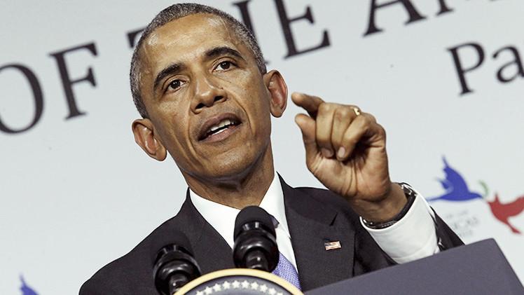"""""""Obama trata de dejar un buen legado al reconocer los fracasos de EE.UU."""""""