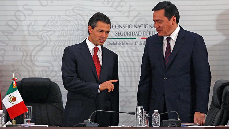 México: El ministro de Interior tiene su propia 'Casa Blanca' enfrente de la de Peña Nieto