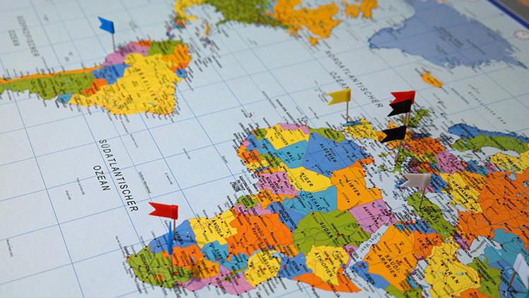 Las increíbles paradojas que esconde el mapamundi