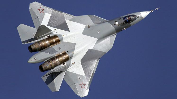 EE.UU. crea un nuevo caza para intentar superar al avión de combate ruso T-50