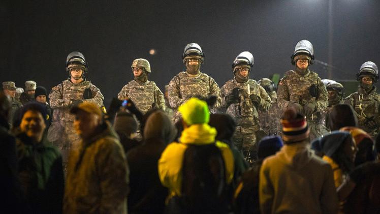 Video: ¿Soldados de EE.UU. hacen maniobras contra civiles en California?