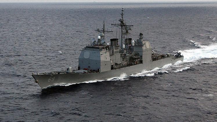Barcos de la OTAN llegan a Escocia para realizar ejercicios conjuntos masivos