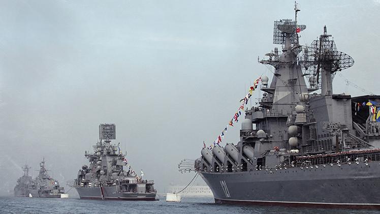 """""""Rusia se está convirtiendo en un serio jugador en el Mediterráneo"""""""