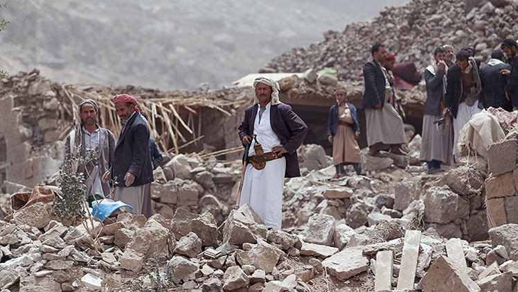 """""""Yemen corre el riesgo de convertirse en un país pirata y un paraíso para los terroristas"""""""