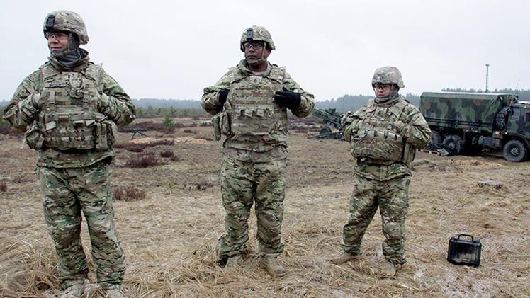"""""""EE.UU. se arriesga mostrando los músculos en la frontera con Rusia"""""""
