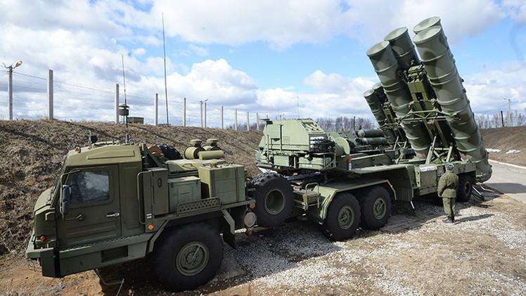 China compra a Rusia sofisticados sistemas antiaéreos S-400
