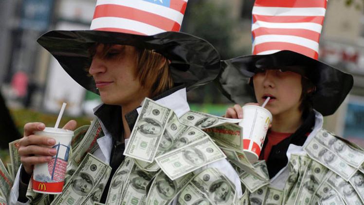 """Político ruso: """"EE.UU. necesita las sanciones para seguir con su impune vandalismo económico"""""""