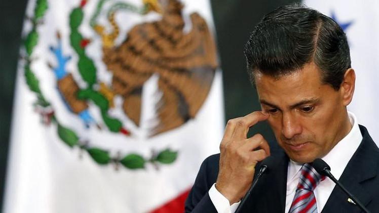 México: Piden referéndum para exigir la renuncia del presidente Enrique Peña Nieto