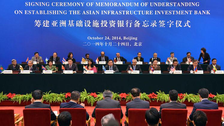 Banco Asiático de Inversiones en Infraestructura (BAII)