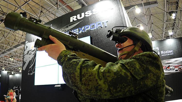 La feria LAAD 2015: Rusia propone a América Latina sus armas más modernas