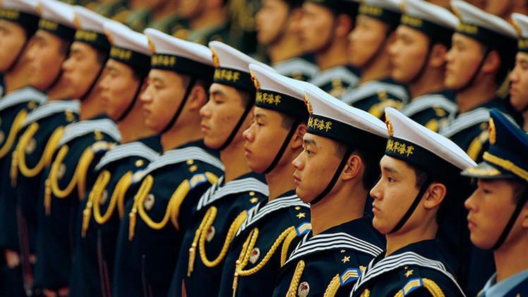 China alerta a sus vecinos con una estrategia de superioridad naval en Asia
