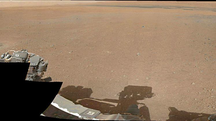 En Marte puede haber agua líquida durante la noche