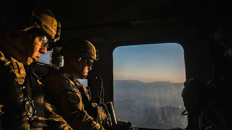 Infografías: ¿Cómo extiende EE.UU. su dominio militar por el mundo?