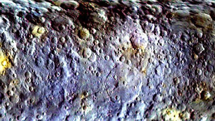 El rompecabezas de Ceres: misteriosos puntos brillantes confunden a los científicos