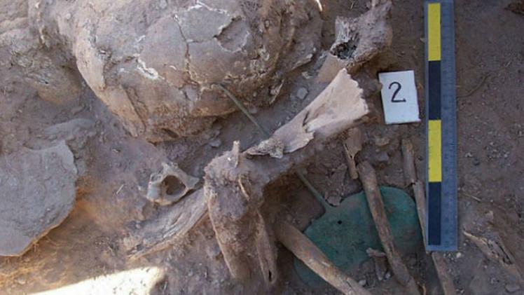 Hallan cientos de momias de 1.200 años de antigüedad en Perú (Foto)