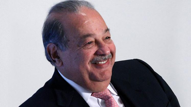 Carlos Slim sale a la caza del petróleo mexicano