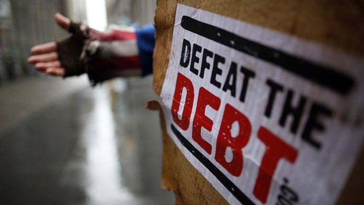 La deuda pública de EE.UU.