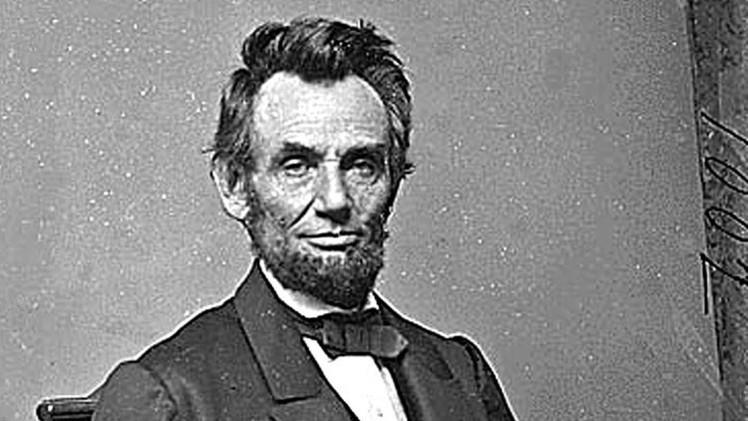 Un documental revela qué llevaba Lincoln en los bolsillos el día de su asesinato