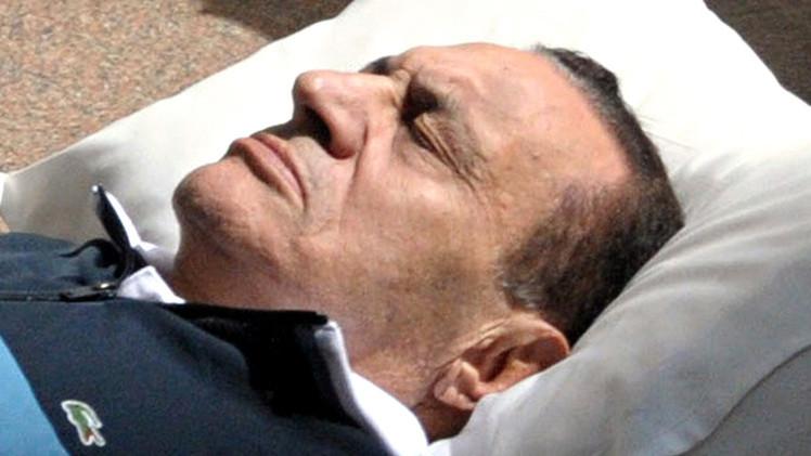 Desmienten la muerte del expresidente egipcio Hosni Mubarak