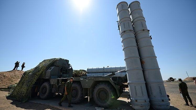"""Los misiles rusos S-300 harán casi imposible un ataque a Irán"""
