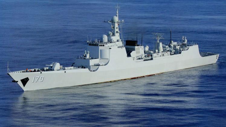 """Misiles antibuque chinos YJ-18: """"Amenaza principal para la Armada de EE.UU."""""""