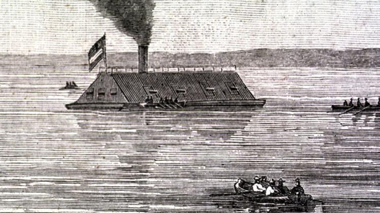 Misterio resuelto: histórica foto de la Guerra Civil de EE.UU. era una broma adolescente