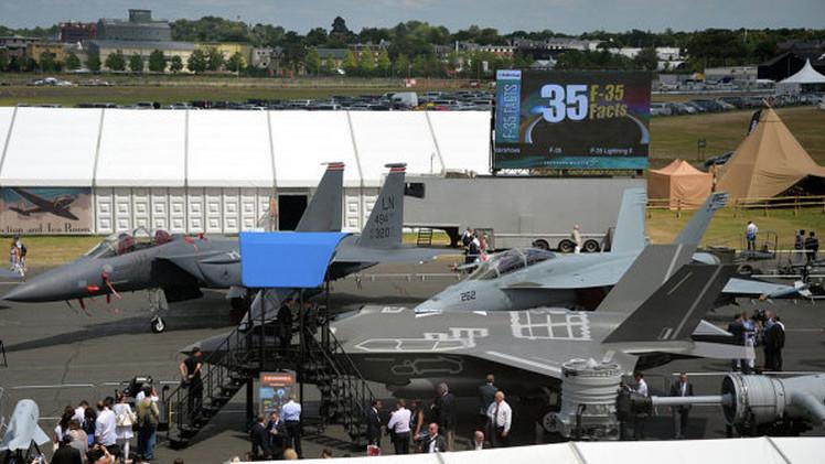 Experto: El F-35 es un fracaso total de EE.UU. con un único récord, su coste