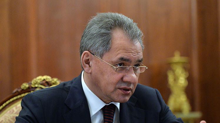 """Ministro de Defensa ruso: """"EE.UU. y sus aliados han cruzado todas las líneas imaginarias"""""""