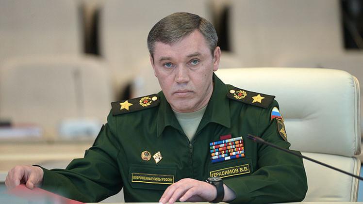 """Jefe del Estado Mayor de Rusia: """"OTAN es una amenaza real para las fuerzas nucleares rusas"""""""