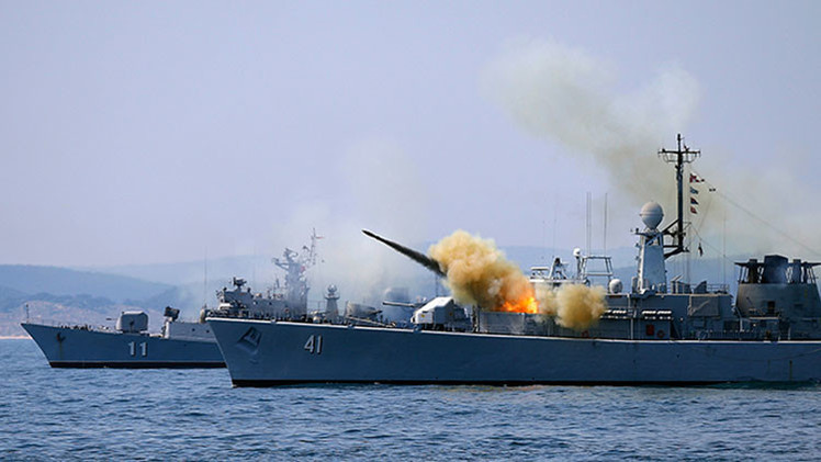 Irán insta a la India, China y Rusia a hacer frente a los planes antimisiles de la OTAN