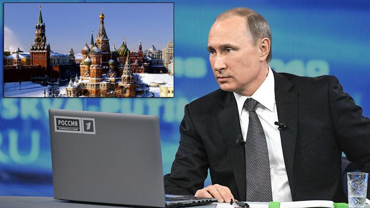 """Putin sobre la situación económica: """"Rusia no es Irán"""""""