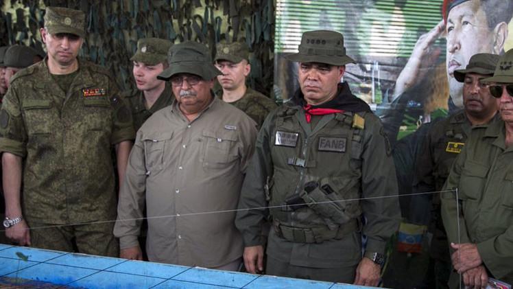 Venezuela se familiariza con nuevo sistema de armas rusas