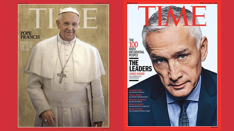 Seis latinoamericanos incluidos en la lista de las 100 personas más influyentes de 'Time'