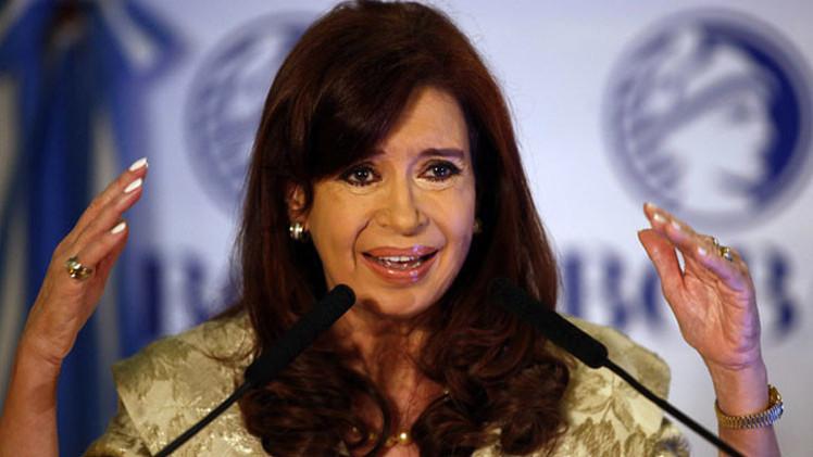 "Cristina Fernández: ""Latinoamérica nunca ha estado tan integrada como ahora"""