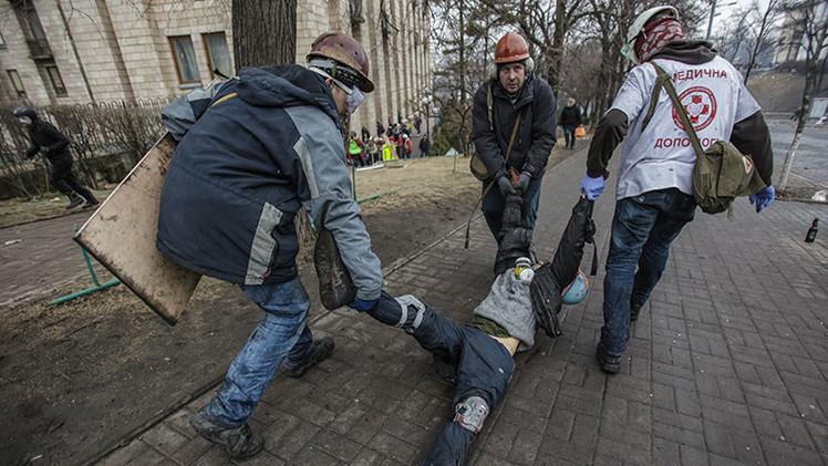 """Eurodiputado: """"La masacre del Euromaidán fue una operación especial de EE.UU. y Polonia"""""""