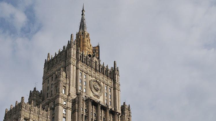 """Moscú: La llegada de militares de EE.UU. a Ucrania es """"una violación de las obligaciones de Kiev"""""""