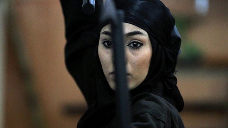 'Princesas de Persia': Toda la verdad sobre las ninjas profesionales de Irán