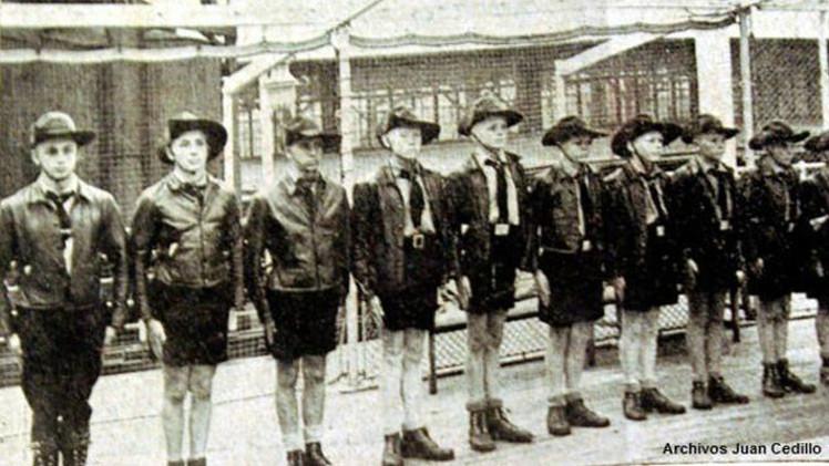 Así era el desconocido campo de detención de espías nazis en México