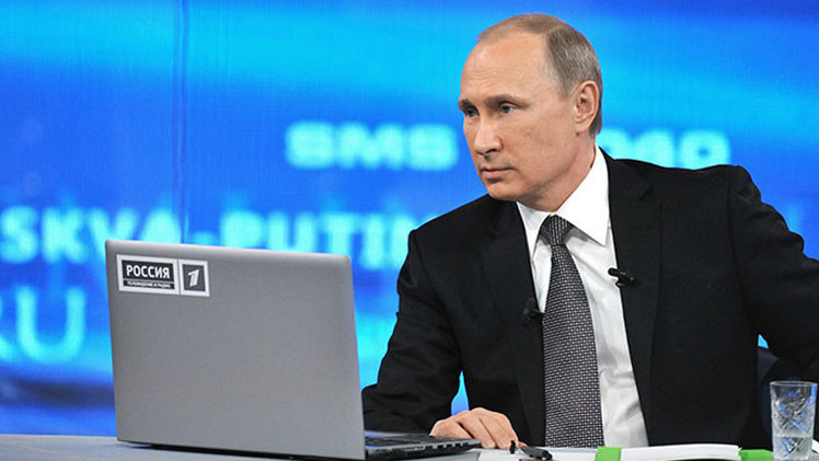 """""""Putin deja claro que Moscú continuará firme frente al Occidente"""""""