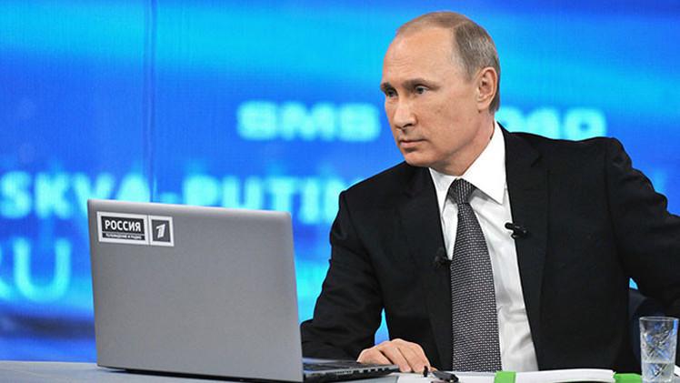 """Putin deja claro que Rusia no se dará por vencido frente a EE.UU."""