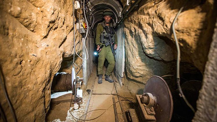 Israel desarrolla nueva 'Cúpula de Hierro' subterránea, ¿guerra a la vista?