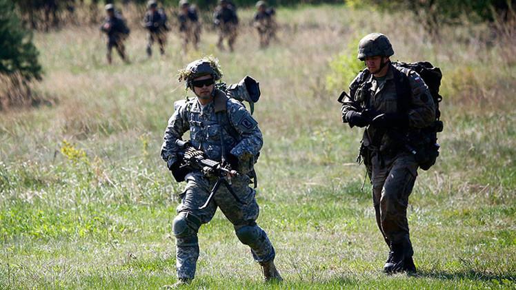 """Harf: """"Militares de EE.UU. entrenan al Ejército ucraniano desde hace 20 años"""""""