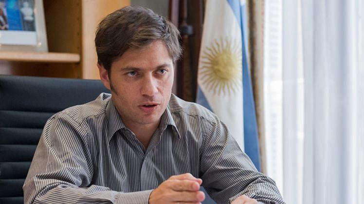 """Ministro argentino: """"Los directores del FMI se convirtieron en virreyes en Argentina"""""""