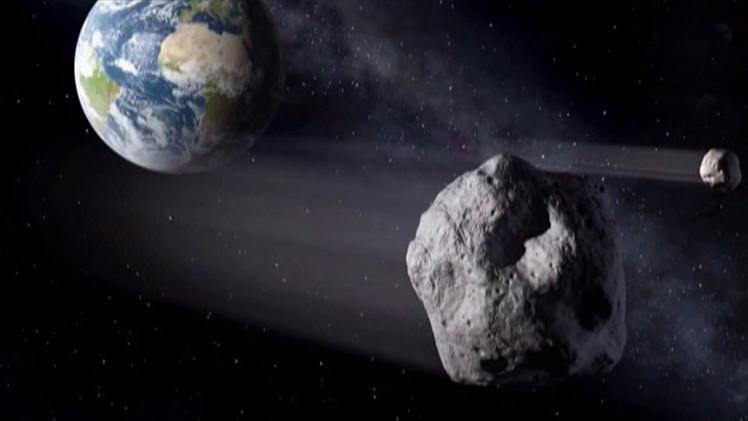 Identifican 500 asteroides que amenazan con chocar contra la Tierra los próximos 100 años