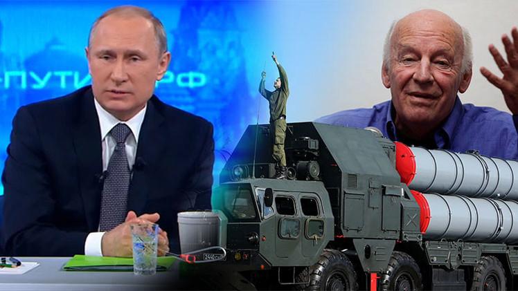 La 'Línea directa' con Putin, el suministro de los S-300 rusos a Irán y otras noticias destacadas